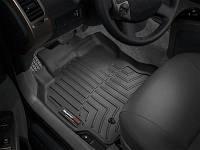 Коврики салона 1 ряд с бортами чёрные Acura ZDX 2010-on