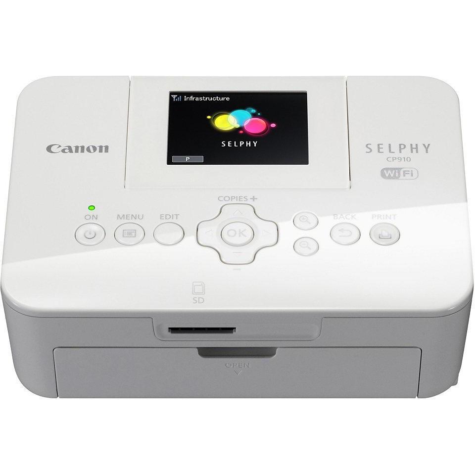 Принтер Canon SELPHY CP-910 White (8427B013)
