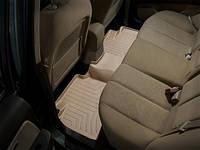 Коврики салона 2 ряд с бортами бежевые Hyundai Elantra
