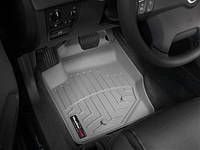 Коврики салона 1 ряд с бортами серые Weathertech Volvo XC90 2007-2012