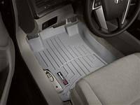 Коврики салона 1 ряд с бортами серые Honda Accord 2008-2013