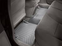 Коврики салона 2 ряд с бортами серые седан Honda Accord 2008-2013