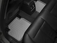 Коврики салона 2 ряд с бортами серые Weathertech BMW 2 2014-on
