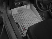 Коврики салона Weathertech 1 ряд с бортами серые Honda Accord 2013-on