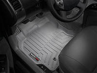 Коврики салона 1 ряд с бортами серые Acura ZDX 2010-on