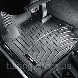 Коврики салона задние оригинал BMW X6 2014-on