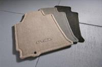 Коврики салона текстиль чёрные оригинал Nissan Altima 2012-on