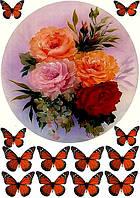Привітання 15 Вафельна картинка