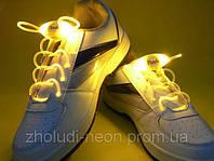 Светящиеся неоновые шнурки  4-го поколения —самые Ярки!