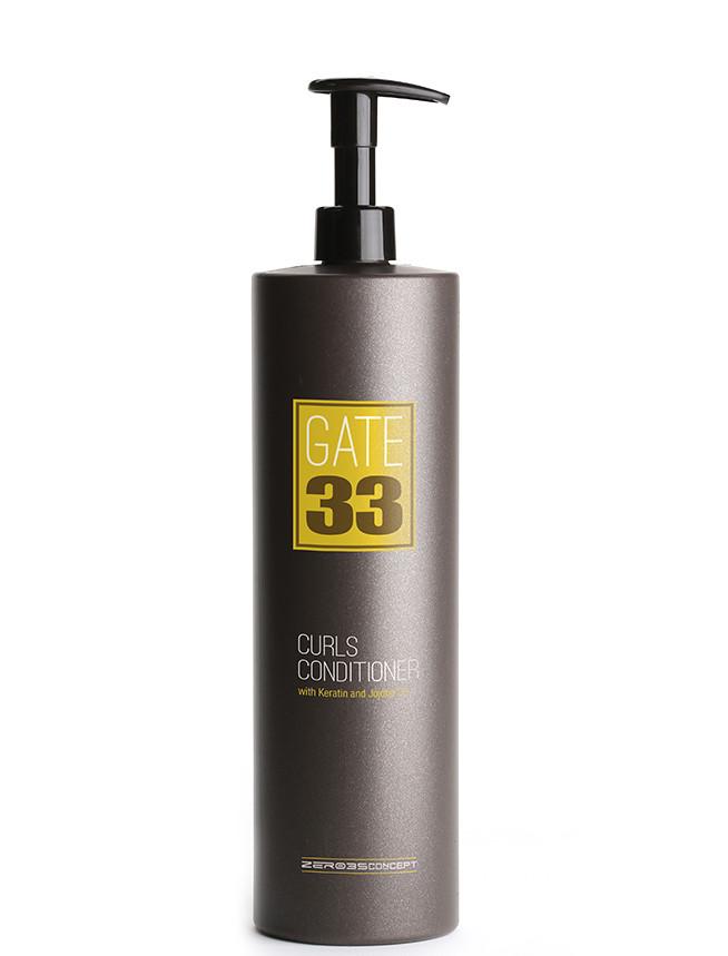 GATE 33  Emmebi Curls conditioner Кондиционер для кудрявых волос,1000 ml, Эмеби