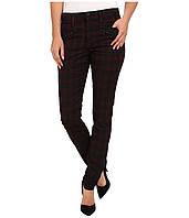 Джинсы Joe's Jeans In Line Zip Skinny, Red/Black