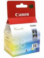 Цветной картридж Сanon cl-38 color (2146b005)