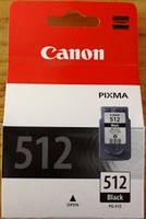 Черный картридж Сanon pg-512 bk black (2969b001aa)