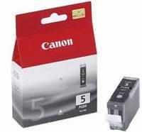 Черный картридж canon pgi-5 black (0628b024)