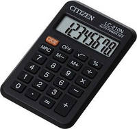 Калькулятор citizen lc-210