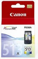Цветной картридж canon cl-513 color (2971b007)