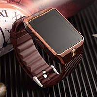 Умные часы Smart Watch DZ09 Gold Edition