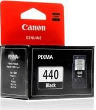 Черный картридж canon pg-440 bk black (5219b001)