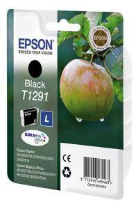 Черный картридж epson t1291 (c13t12914011) large black - it-точка - магазин удобных покупок для дома и работы в Киеве