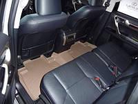 Коврик салона задний бежевый Lexus GX460