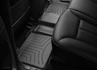 Коврик салона задний черный Lexus GX460