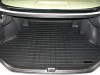 Коврик багажника резиновый с бортами Hyundai Sonata YF