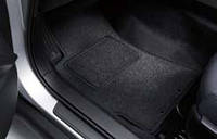 Коврики салона текстильные Standart черные Subaru Forester