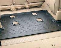 Коврик багажника резиновый Lexus LX570