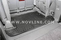 Коврики багажника черные Lexus LX570