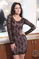 Платье 14223 гл $