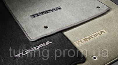 Коврики салона оригинал Toyota Tundra 2014-on