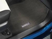 Коврики напольные Toyota Yaris 2012-on