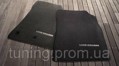 Коврики салона текстиль оригинал Toyota Land Cruiser 200 2014-on