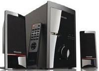 Аудио колонки microlab 2.1 m-700u с радио