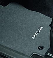 Коврики салона текстиль 830 g m² оригинал для Toyota RAV4 2013-on