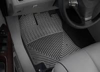 Коврики салона Weathertech 1 ряд черные для Toyota Venza