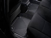 Коврики салона 2 ряд резиновые Honda Accord 2008-2013
