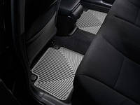 Коврики салона Weathertech 2 ряд резиновые серые Honda Accord 2013-on