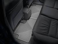 Коврики салона Weathertech 2 ряд резиновые серые Honda CR-V 2012-on