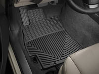 Коврики салона Weathertech 1 ряд резиновые Subaru Forester 2012-on, SJ