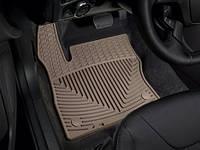 Коврики салона 1 ряд резиновые бежевые Weathertech Ford Focus 2014-on