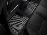 Коврики салона 2 ряд резиновые чёрные Weathertech Ford Focus 2014-on
