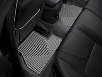 Коврики салона 2 ряд резиновые серые Weathertech Ford Focus 2014-on