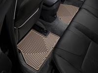 Коврики салона 2 ряд резиновые бежевые Weathertech Ford Focus 2014-on