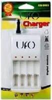 Зарядное устройство ufo kn-8003 + 2 x hr6 ni-mh 2500mah photo