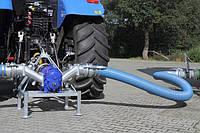 Роторно-лопастные насосы для навоза, шлама, грязи, ила VOGELSANG (Германия)
