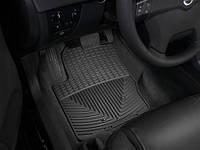 Коврики салона 1 ряд резиновые чёрные Weathertech Volvo XC90 2007-2012