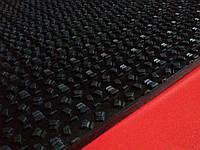 Резина набоечная листовая ЗИМА УКРАИНА износостойкая 480*460*7.5 мм цвет черный