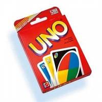 Карточная настольная игра UNO