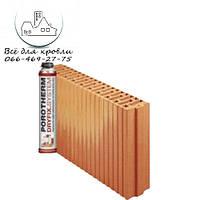 Керамические блоки Porotherm 8 Dryfix 80x498x249, Харьков